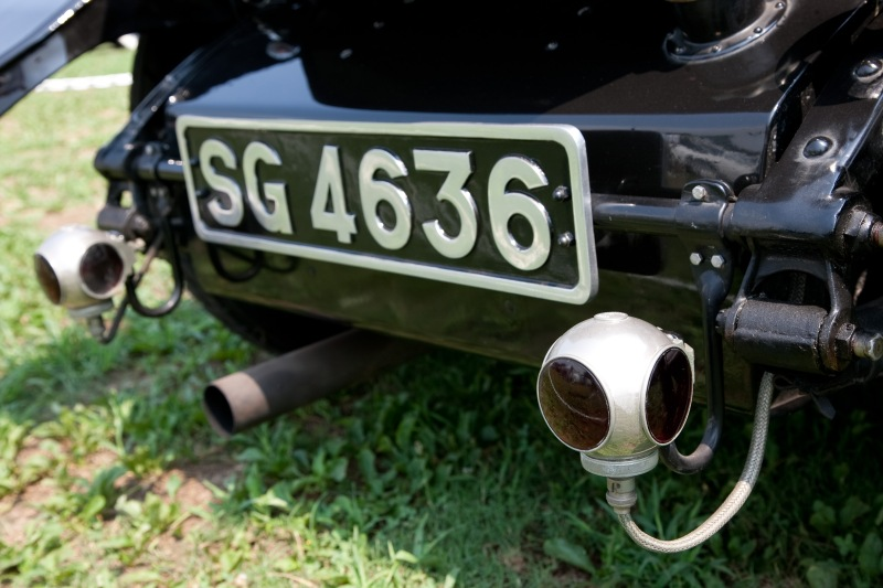 1921 Bentley 3Litre Tourer by Gairn 007
